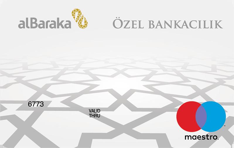 Özel Bankacılık Banka Kartı